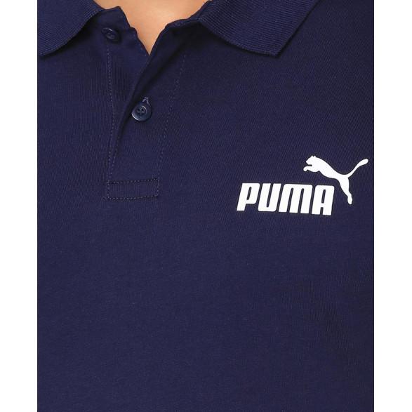 Camisa Polo Puma Essentials Jersey Masculina 851762
