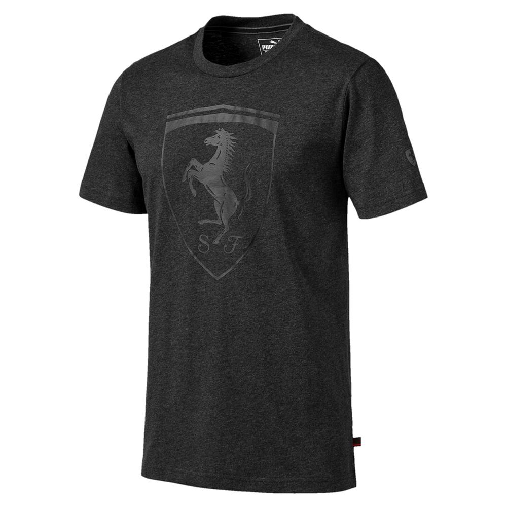 Camiseta Puma Ferrari Big Shield Masculina 595408