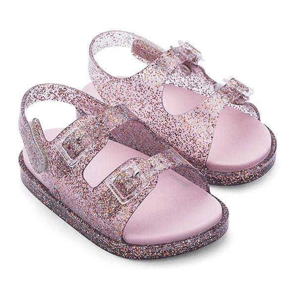 Sandália Mini Melissa Wide Sandal Baby 33405