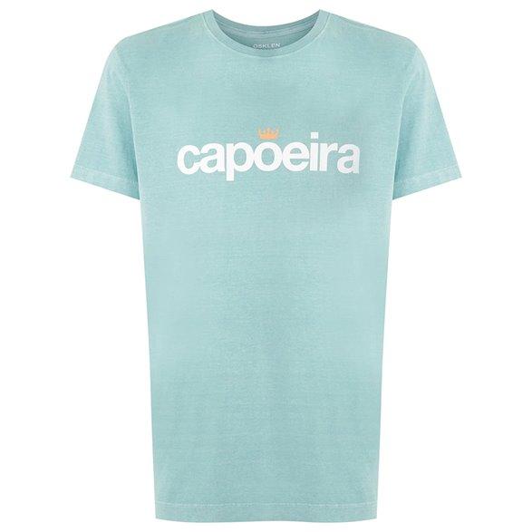 Camiseta Osklen Stone Vintage Capoeira Masculina 59983
