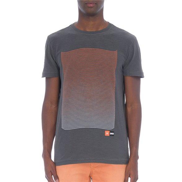 Camiseta Osklen Rough Traditional Camber Masculina 60905