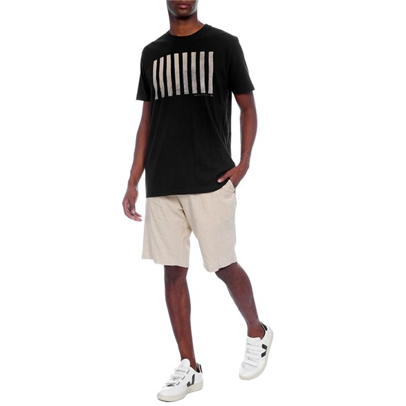 Camiseta Osklen Regular Street Sign Masculina 60917