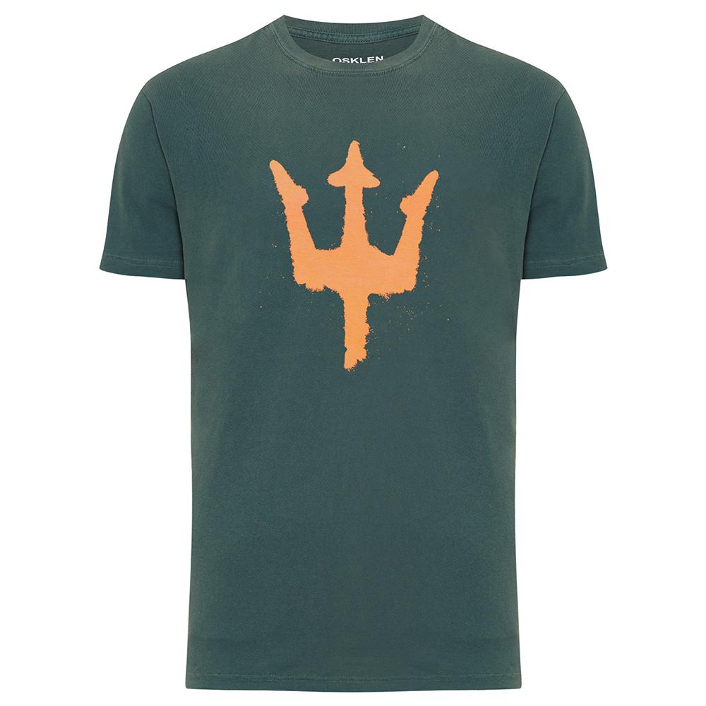 Camiseta Osklen Trident Stencil Masculina 60986
