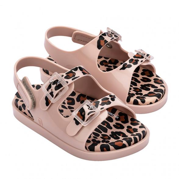 Sandália Mini Melissa Wide Sandal II 33469