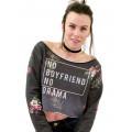 Moletom Cropped Sommer Boyfriend Feminino 0403100149