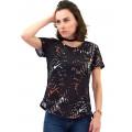 Camiseta Morena Rosa Minha Morena Estampa Exclusiva Feminina 10000105762b
