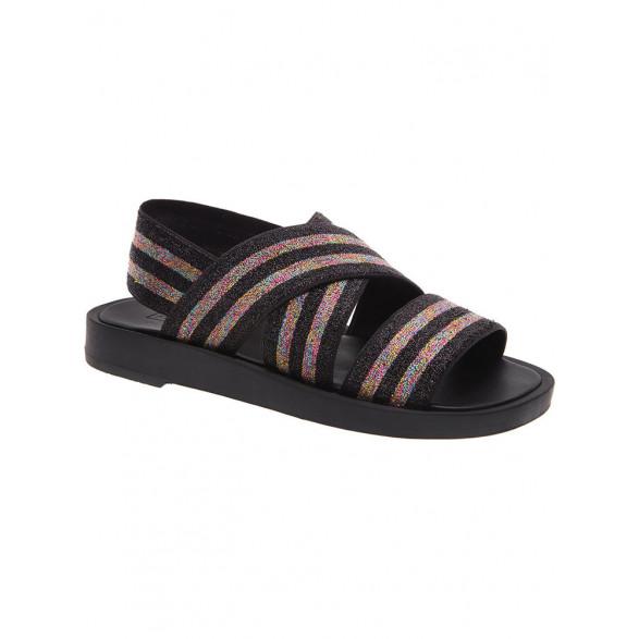 Sandália Fiever Sandal Lurex Color Feminino Multicolor