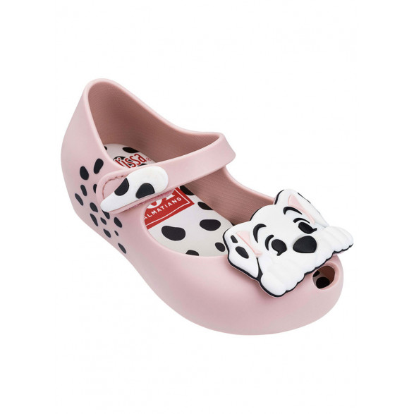 Sapatilha Mini Melissa Ultragirl + 101 Dalmatians 32468