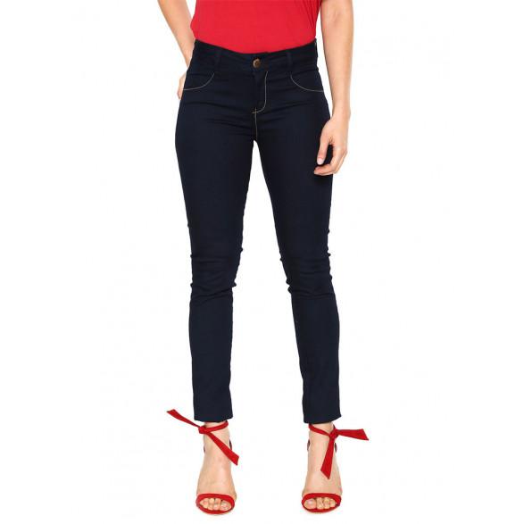 Calça Jeans Morena Rosa Skinny Andreia Azul 03425