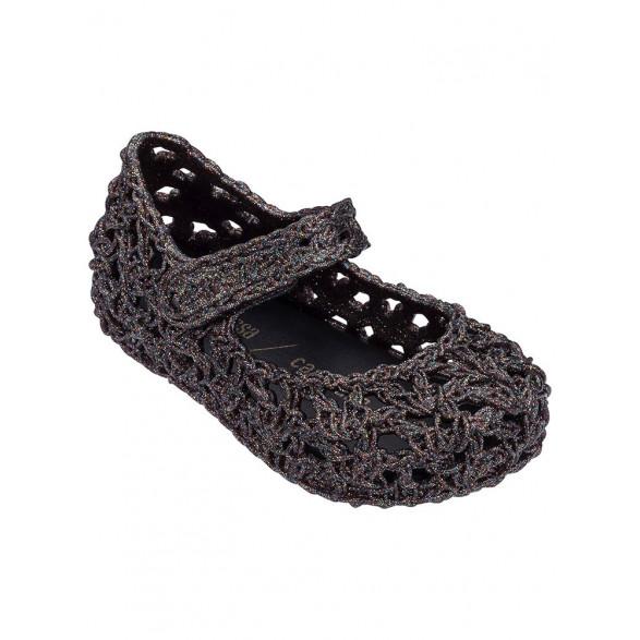 Sapatilha Mini Melissa Campana Crochet 32419