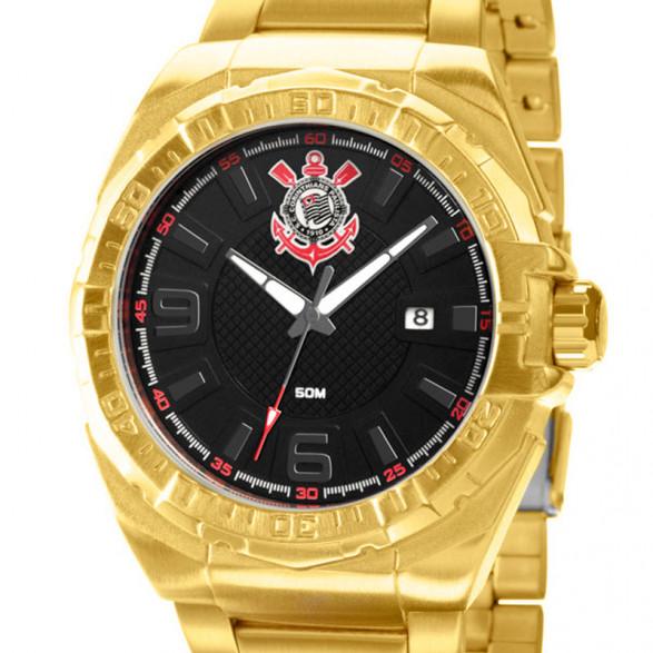 Relógio Technos Masculino Cruzeiro - CRU2315AA/8K CRU2315AA
