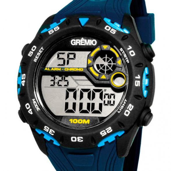 Relógio Technos Masculino Internacional - INT1360-8B INT1360