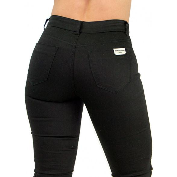 Calça Jeans Morena Rosa Andreia Cós Intermediário Feminina 10000203071