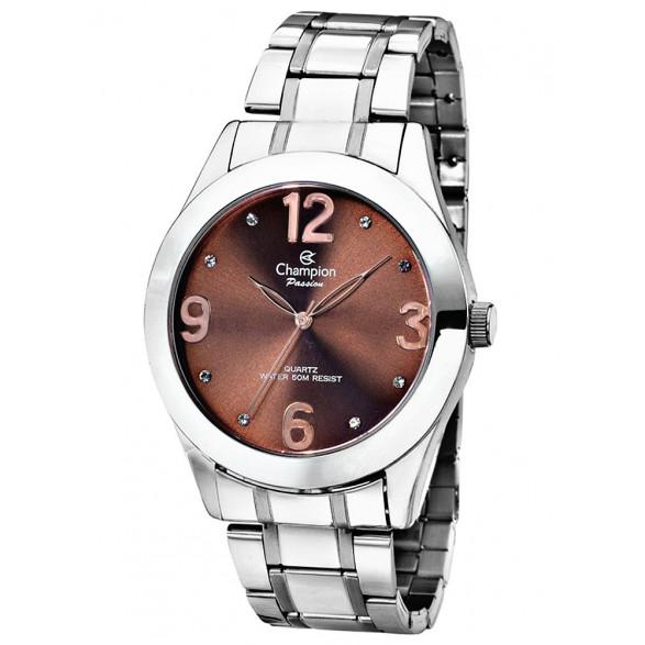 Relógio Champion Crystal Feminino CN27189H - Dourado