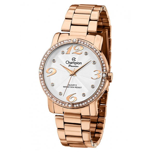 Relógio Champion Crystal Feminino CN27189H CN27189