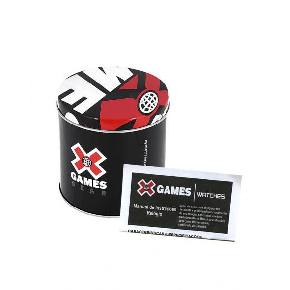 Relógio X-Games Masculino Anadigi Xmppa126 P2Px XMPPA126