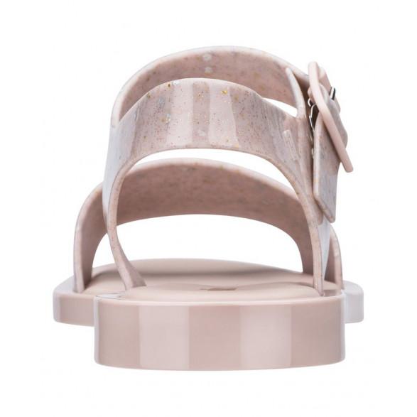 Sandália Melissa Mar Sandal Chrome 32337-16332 - Rosa Pump