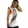 T-Shirt Morena Rosa Com Ombreira 10000106563