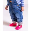 Calça Jeans Morena Rosa Skinny Andreia Cós Médio com Cinto 10000204117000