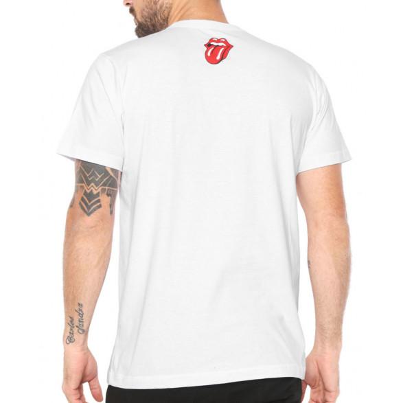 Camiseta New Era The Rolling Stones Masculina NEI18TSH054