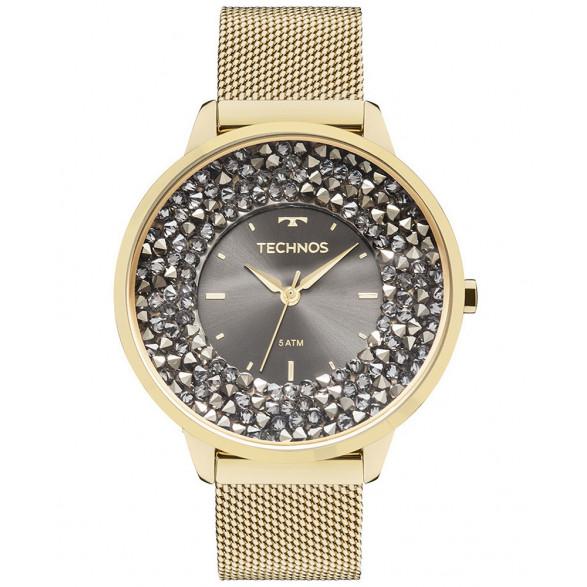 Relógio Technos Crystal Feminino 2035MLG 2035MLG