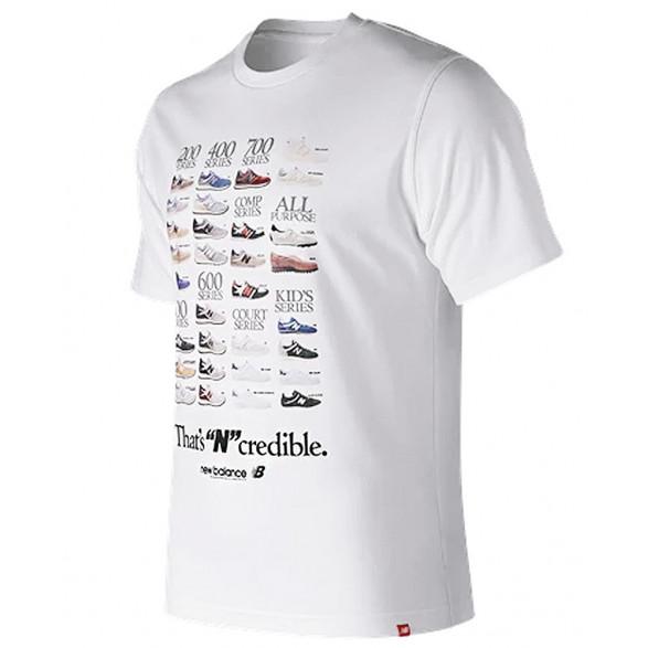 Camiseta New Balance Ncredible Masculina BMT91582