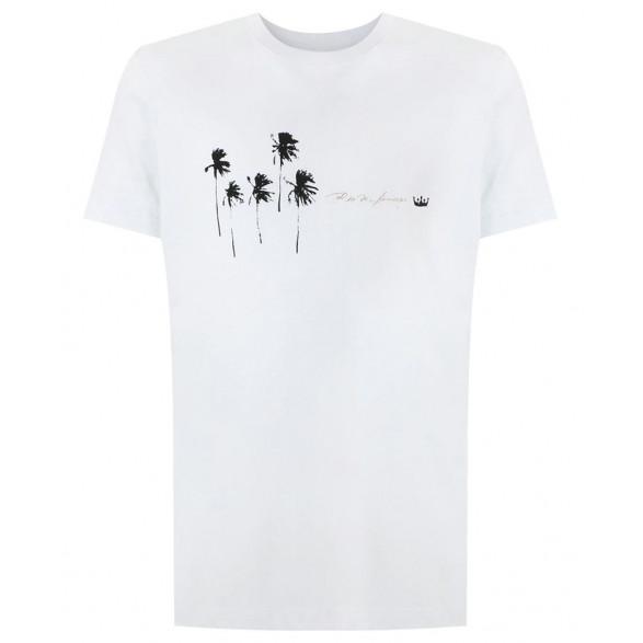 T-Shirt Stone Osklen Vintage Coqueiro 5 Masculina 59394