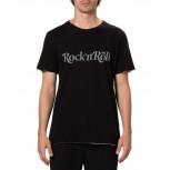 T-Shirt Osklen Double Rock N Roll Rock Series