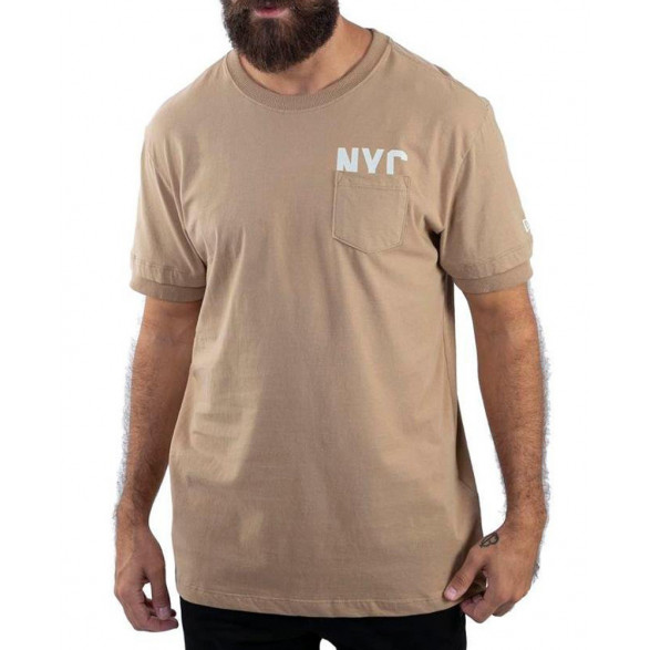 Camiseta New Era Fashion Rib Masculina NEV20TSH043