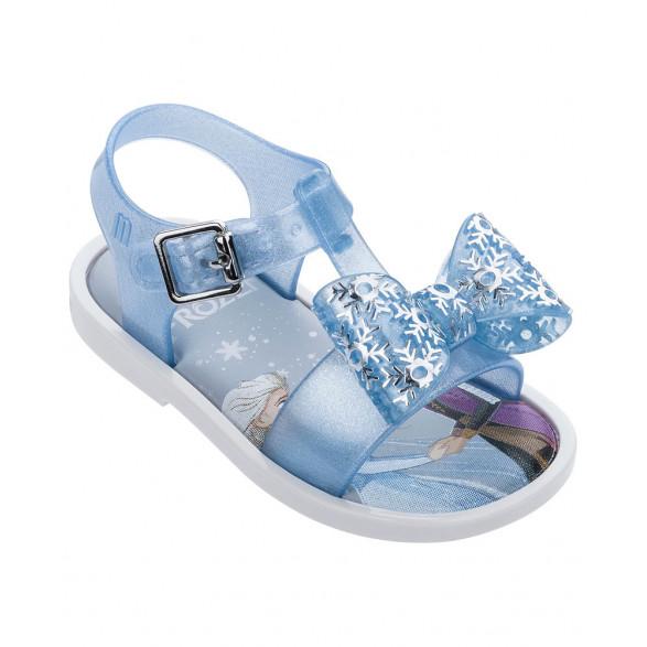 Sandália Mini Melissa Mar Sandal + Frozen 32933