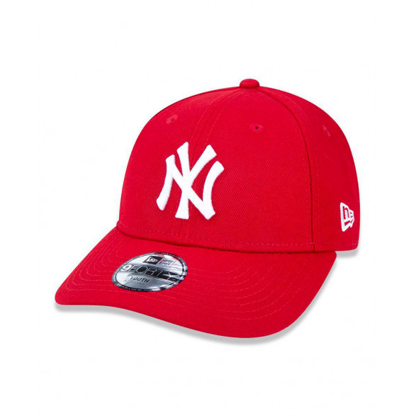 Boné New Era 940 Scarl Youth NY Yankees MLB Infantil MBG19BON009