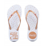 Chinelo Coca-Cola Coke Better Feminino