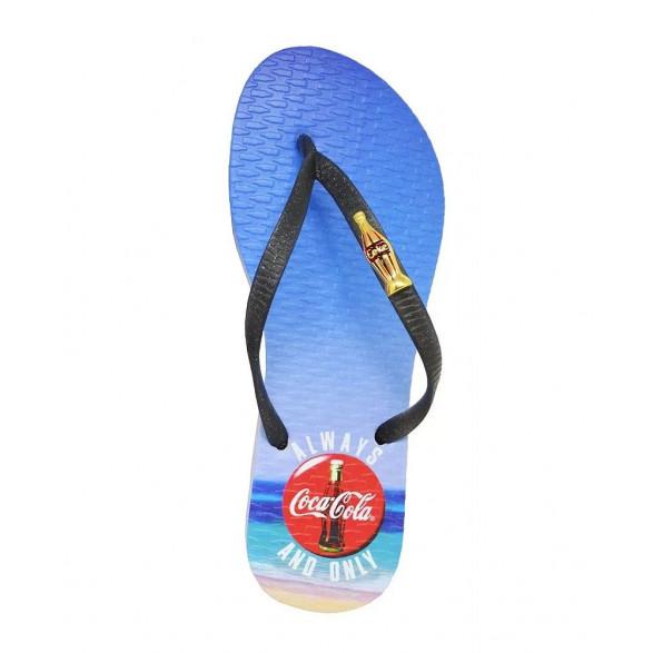 Chinelo Coca-Cola Always Feminino CC2782