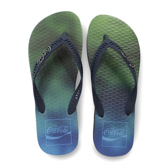 Chinelo Coca-Cola Cloud Masculino CC2763