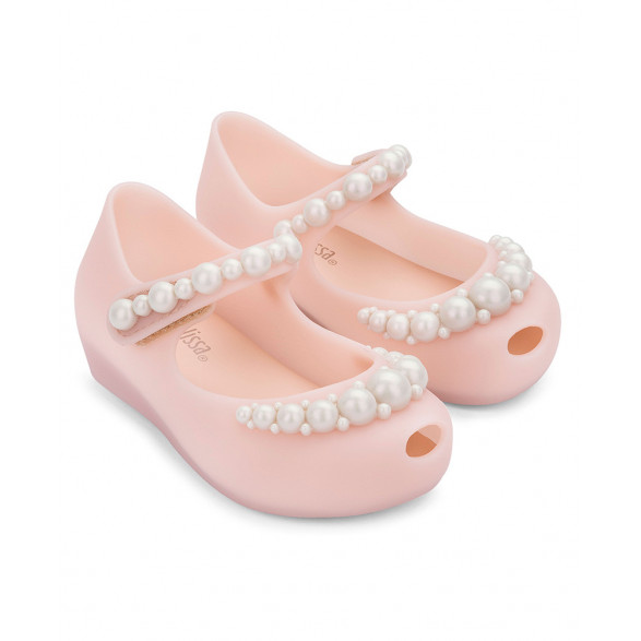 Sapatilha Mini Melissa Ultragirl Girly 32865