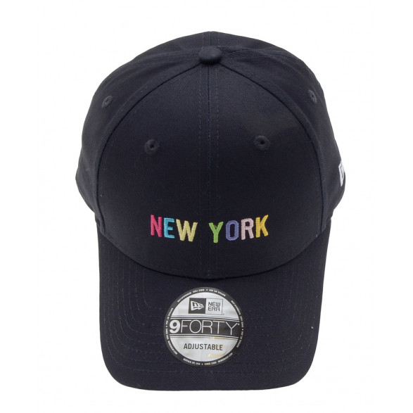 Boné New Era 940 Aba Curva Basic New York NEP19BON031