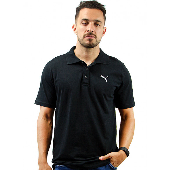 Camisa Polo Puma ESS Jersey Masculina 591569